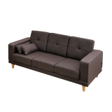 Compare Price Blmg Luca Sofa Fc 2576 Brown Free Delivery On Singapore