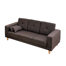 Compare Blmg Luca Sofa Fc 2576 Brown Free Delivery Prices
