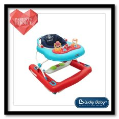 Buy Lucky Baby® 500910 Zipee™ 3In1 Walker Pusher Musical Jumper
