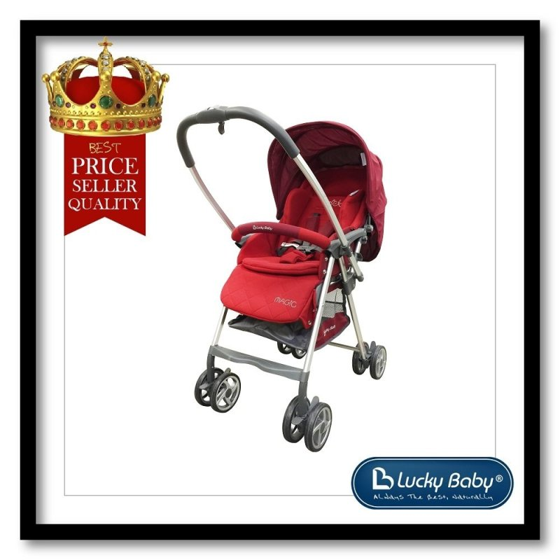 Lucky Baby® 516331 Magic™ Baby Stroller Singapore