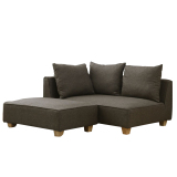 Sale Blmg Luri 2 Sofa Brown Ottoman Type Free Delivery Oem Original