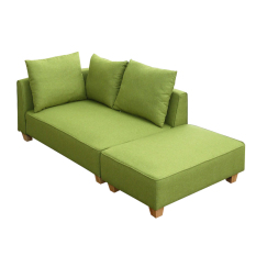 Deals For Blmg Luri 2 Sofa Green Ottoman Type Free Delivery