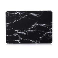 Macbook Air 11 Marble Hard Case Black On Singapore