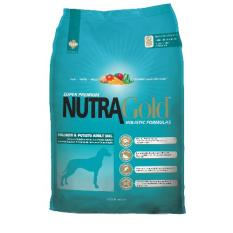 Price Made In Usa 2 5Kg Nutra Gold Salmon And Potato For *d*lt Pets Dog Online Singapore