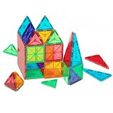 Sale Magna Tiles Clear Colors 100 Piece Set Singapore