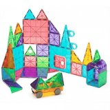 Buy Magna Tiles Clear Colors 48 Piece Set Magna Tiles Online