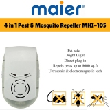 Maier Pest Out 4 In 1 Pest And Mosquito Repeller Mhi 105 Cheap