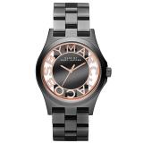 List Price Marc By Marc Jacobs Henry Gun Tone Skeleton Watch Mbm3254 Marc By Marc Jacobs