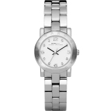 Best Price Marc By Marc Jacobs Mini Amy White Dial Stainless Steel Ladies Watch Mbm3055