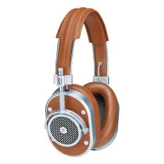 Compare Master And Dynamic Mh40 Headphone Brown Silver