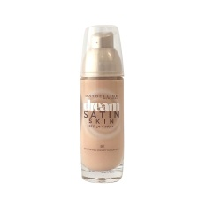 Discount Maybelline Dream Satin B2 Skin Liquid Foundation 30Ml Singapore
