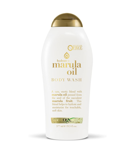 Buy OGX Hydrate + Marula Oil Body Wash, 19.5 Ounce (Product of USA) Singapore