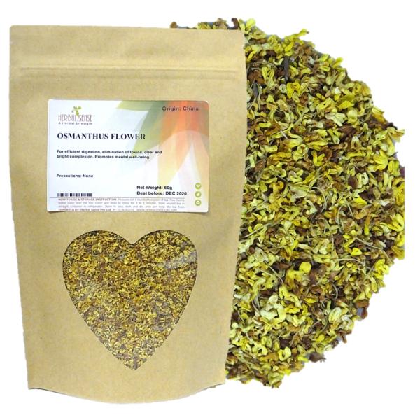 Buy Premium Osmanthus Flower 60 gm Singapore