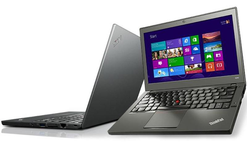 Lenono Thinkpad X240  / Core i5/ 8GB Ram/ 500GB HDD or 128GB SSD / Windows 10/ Ms Office