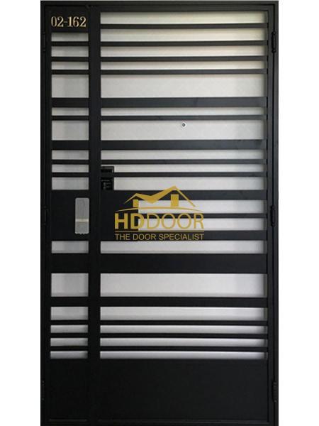 HD-509 Mild Steel HDB Gate