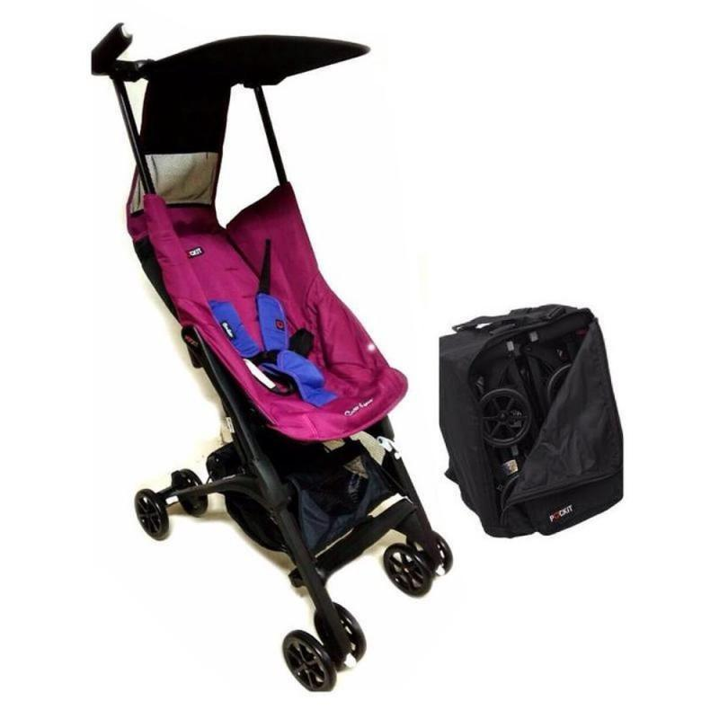 Cocolatte Pockit CL839, Reclineable, FREE RAINCOVER [Free Local Delivery] Singapore