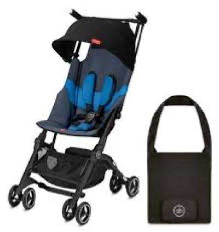 GB Pockit+ All-Terrain Stroller  - FREE Travel Bag Singapore