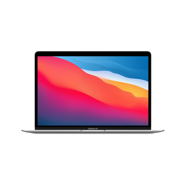 Apple MacBook Air 13-inch: Apple M1 chip with 8-core CPU and 8-core GPU, 512GB