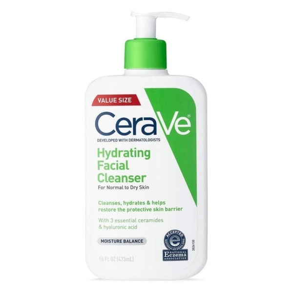 Buy 💞CeraVe💞Hydrating Facial Cleanser Singapore