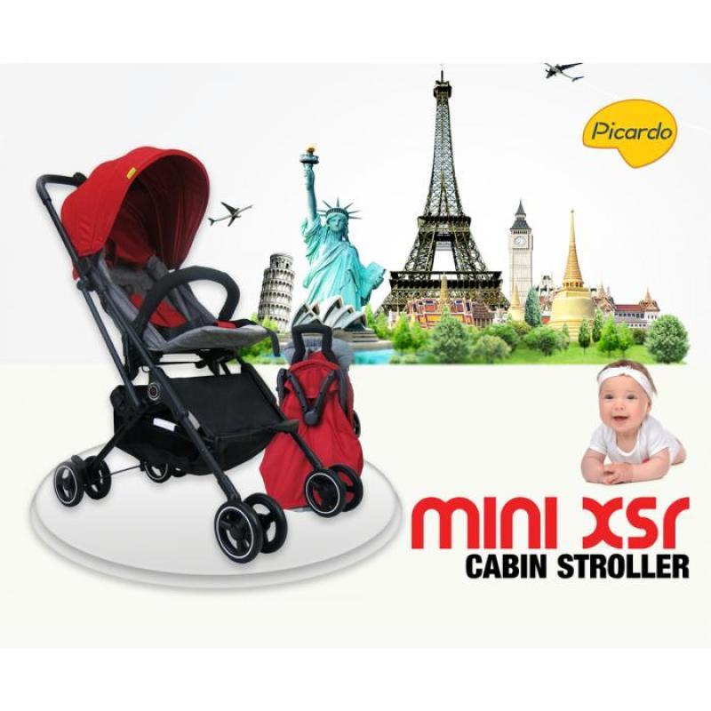 Picardo Mini XSR Cabin Stroller Singapore