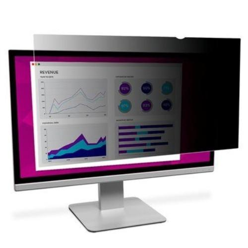 3M™ HC238W9B High Clarity Privacy Filter for 23.8 Widescreen Monitor