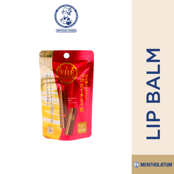 Buy Mentholatum Lip The Colour Precious Red Singapore