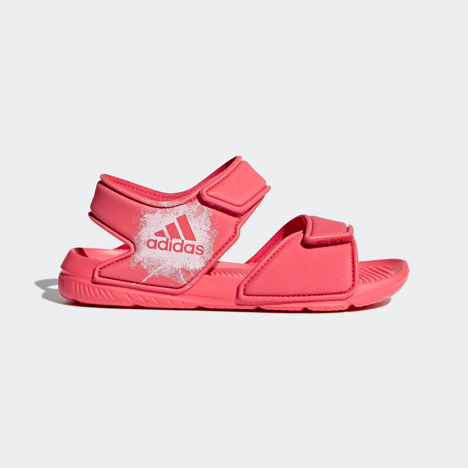Adidas Altaswim Girls Sandals Ba7849 By Lazada Retail Adidas Official Store.