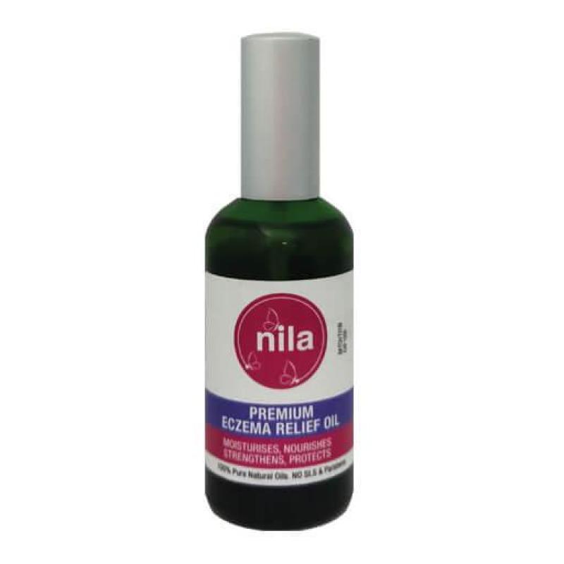 Buy Premium Eczema Relief Oil 50ml Singapore