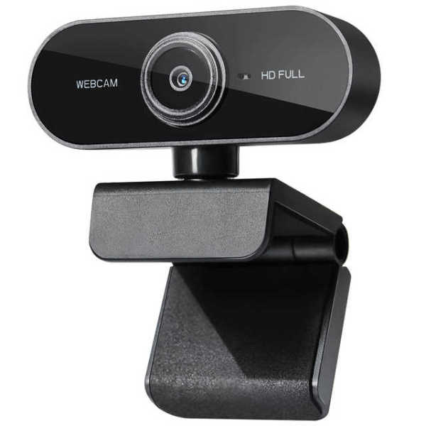 USB 2.0 Webcam 1080P Built In Mic ultra HD Mini PC Web Camera for Gaming Video conference E Learning