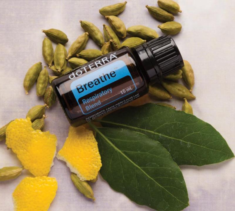 Buy doTERRA Touch® Breathe Respiratory Blend 15ml Singapore