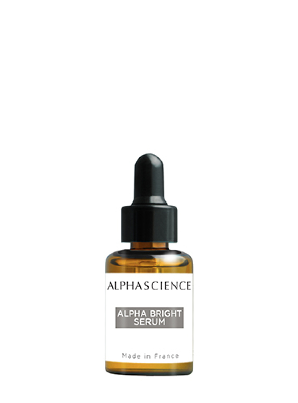 Buy Alphascience Alpha Bright Serum - A Powerful Antioxidants with Active Natural Ingredients and High Concentration - Intensive Spot Corrector for Pigmentation and Melasma - Fragrance free and Preservative free Singapore