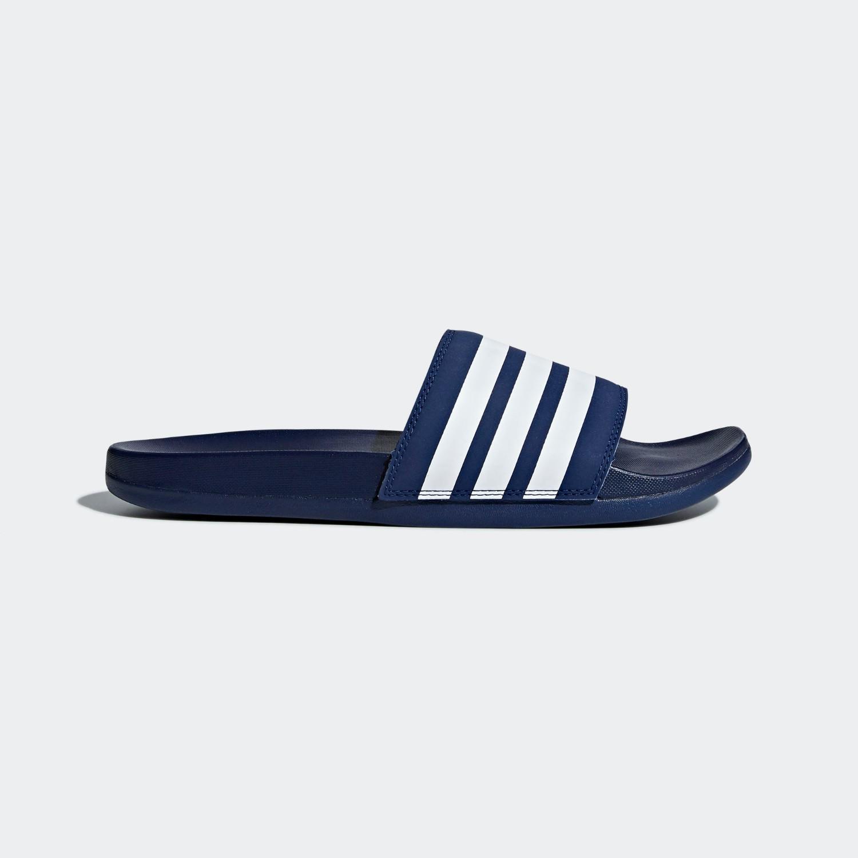 938be9b139af adidas Adilette Cloudfoam Plus Men Stripes Slides B42114