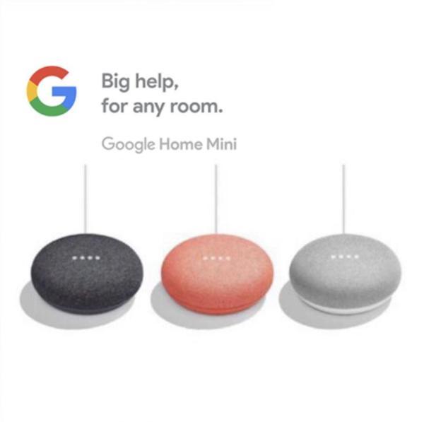 Genuine SG Plug Google Home mini - Smart Speaker & Home assistant Singapore