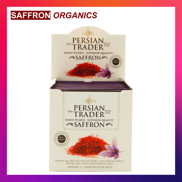 Buy Authentic saffron box - good quality, Fast delivery Singapore