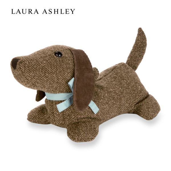 Laura Ashley Animals Cotton-Polyester Doorstop - Creative Decorative Safety Doorstops Creative Display Door Wedge Book Stand Toys