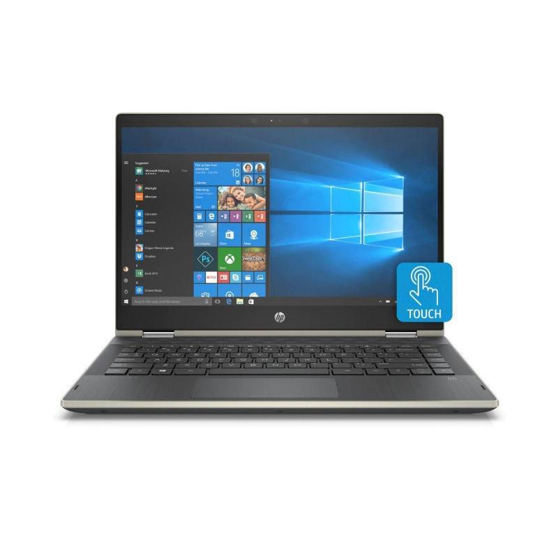 HP 5HV95PA Pavilion x360 Convertible Laptop 14-cd1034TX (Pale Gold)