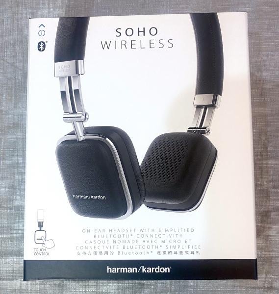 Harman Kardon BT Wireless On Ear Headphones Singapore