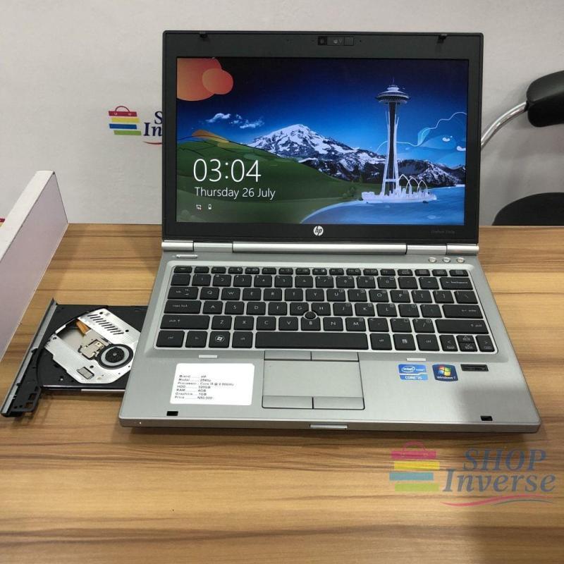 Hp Elitbook 2560p / Core i5/ 4GB Ram/ 320GB HDD/ Windows 10/ Ms Office