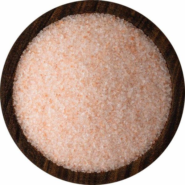 Buy Purest Sea Salts - Himalayan Pink Salt (Fine grain)  Kosher Certified - Non-gmo - Gluten  - Food And Cosmetics Use. Singapore