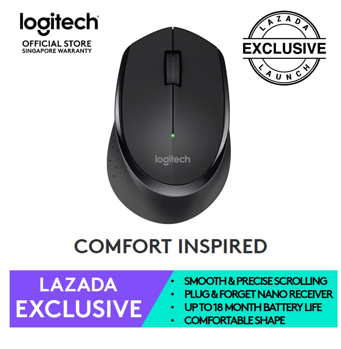 Logitech Wireless Mouse M275 (Online Exclusive)