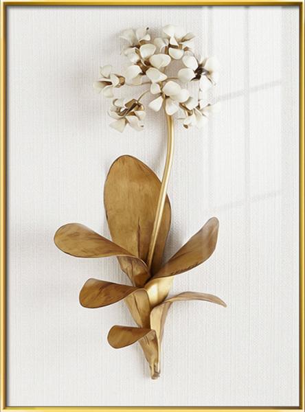 Floral/Plant Painting - Decorative Flower