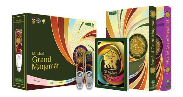 Al Quran Digital Talking Pen Grand Maqamat