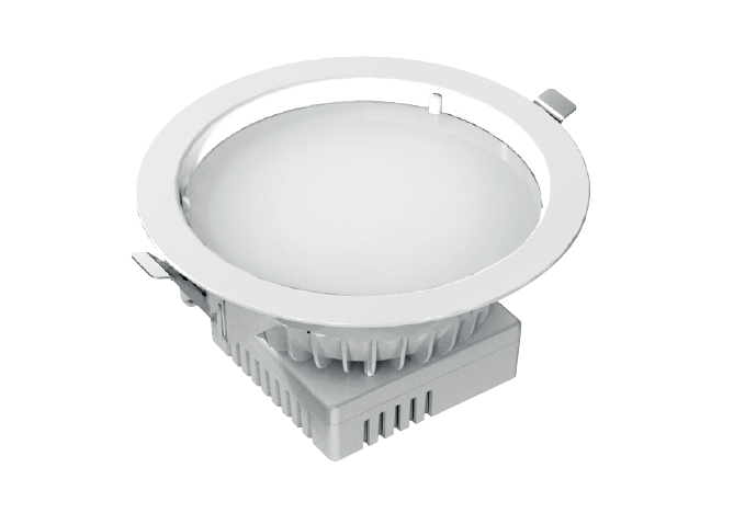 10pcs of 6 inch LED Round Downlight  (Day Light) (6500K)