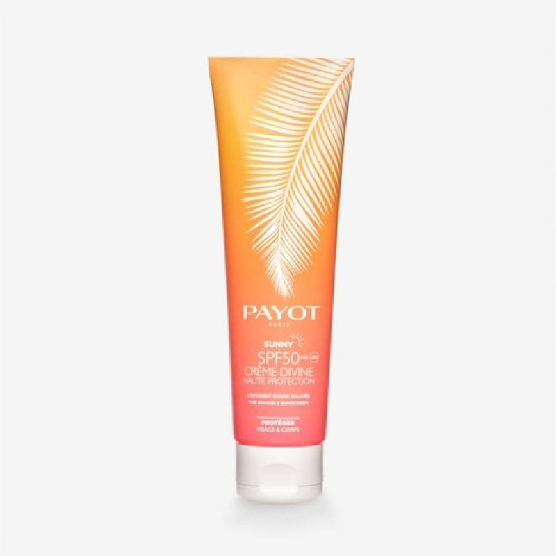 Buy PAYOT Sunny Crème Divine Spf 50, The Invisible Sunscreen-face & Body, 150ml Singapore