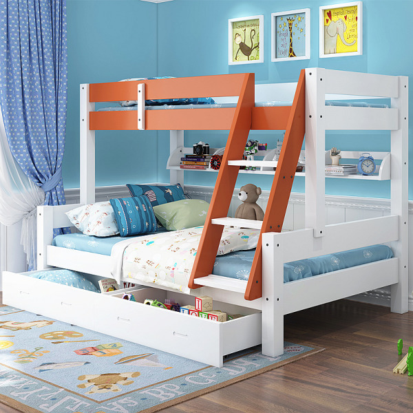 Bunk Bed Childrens bed with drawer