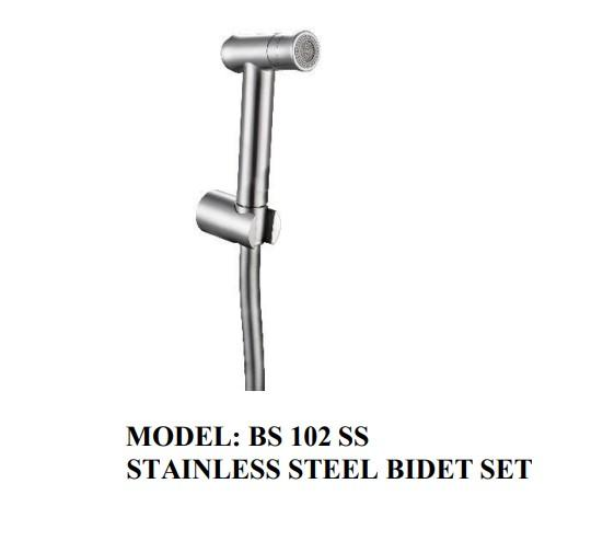 BOSHSINI Stainless Steel Bidet Spray