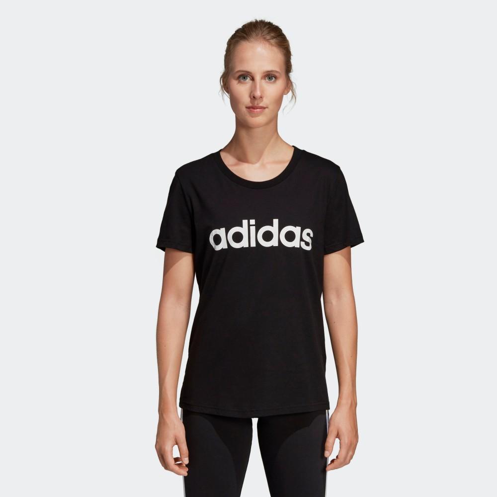 14b722f90b776 Singapore. adidas Women Essentials Linear Tee DP2361