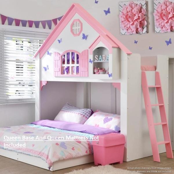 Tomato KidZ Larissa Doll House in Pink (Fits Standard Single)
