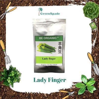 Lady Finger Vegetable Seeds - Green Spade