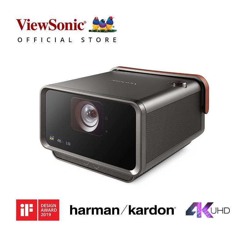 85e226da79a ViewSonic X10-4K 4K UHD Short Throw Portable Smart LED Projector